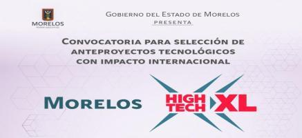 Convocatoria Morelos - HighTechXL