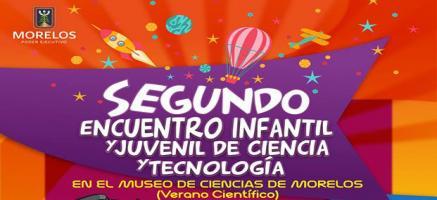 Segundo Encuentro Infantil y Juvenil de Ciencia